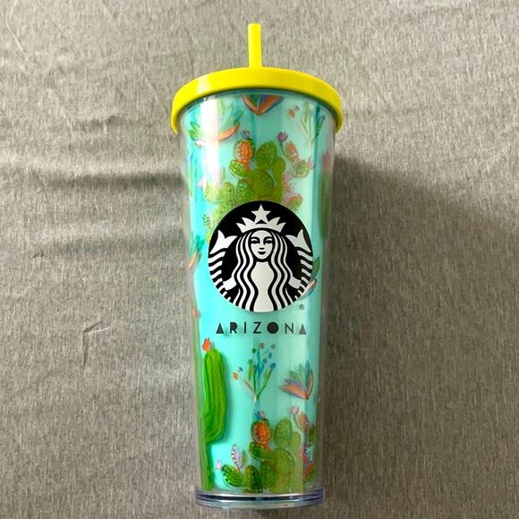 Starbucks Arizona State Venti Tumbler